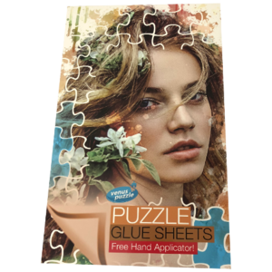 Gluing a puzzle has never been easier.