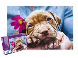 Personalized puzzle 12 XXL