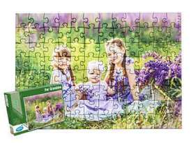 Personalized puzzle 100