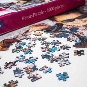 Personalized puzzle 1000  - 1000 Pieces